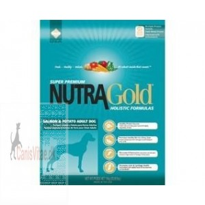 Nutra Gold Salmon and Potato Adult Dog 15 kg-31