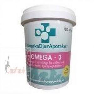 Omega 3, 180 kapsler-31