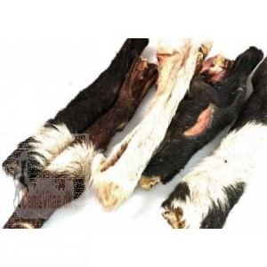 Oksehovedhud med pels, 250 gram-31