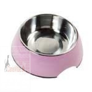 Royal skål rund, pink fra-31