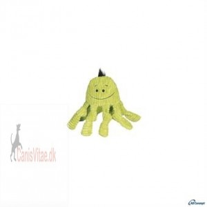 Hugglehound Octopus-Lime Knotties 28cm-31