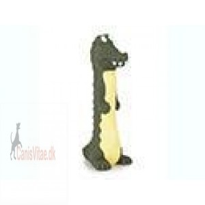 Krokodille, latex 28 cm lang-31