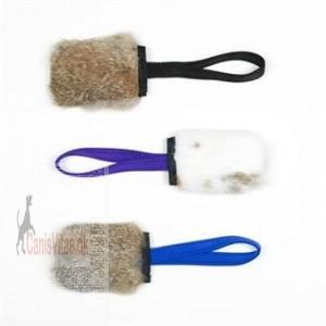 Tug-e-Nuff kanin skind, lomme størrelse m. piv-31