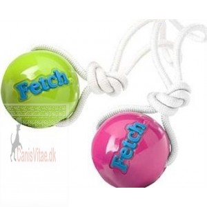 Planet Dog Orbee-tuff Fetch Ball with rope-31