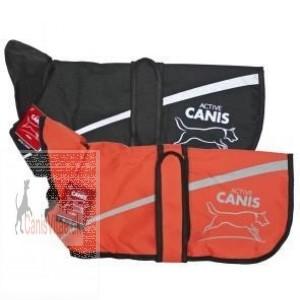 Active Canis Hundedækken sort eller Orange fra-31