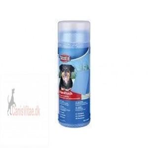 Hundehåndklæde, blå 66 X 43 cm.-31