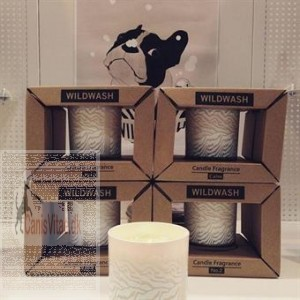 WildWash Candles no. 1-31
