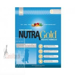Nutra Gold Senior Dog 15 kg-31