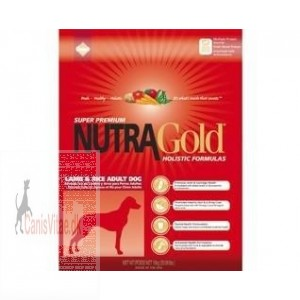 Nutra Gold Lamb and Rice Adult dog 15 kg-31