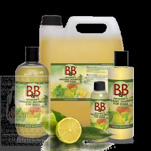 BandB shampoo med Citrus fra-31