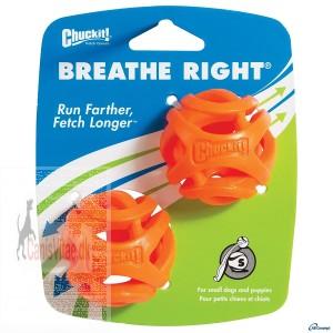 Chuck It Breath Right Fetch Ball-31