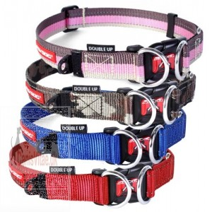 Ezydog double up collar Medium-32