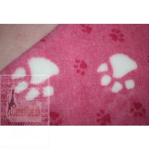 Vet-bed, 100 x 150 cm Pink m. poter-31