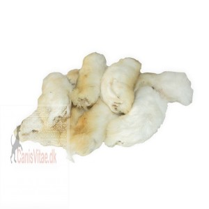 Kaninpoter med pels,-31