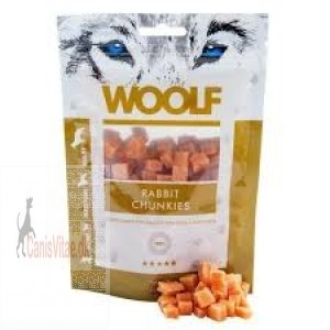 Woolf rabbit chunkies, 100 GRAM-31