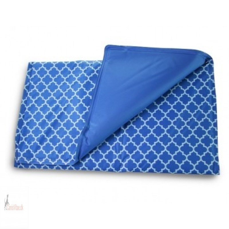 Kølemadras L 90 X 50 cm blå-02