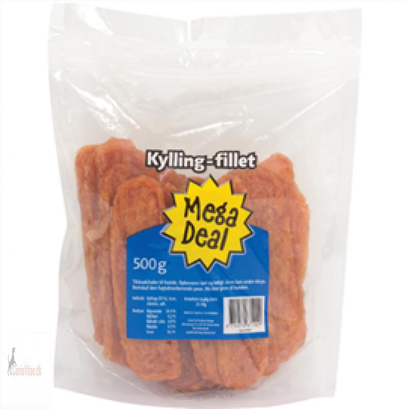 MEGA Deal Kyllinge-filet, 500 g