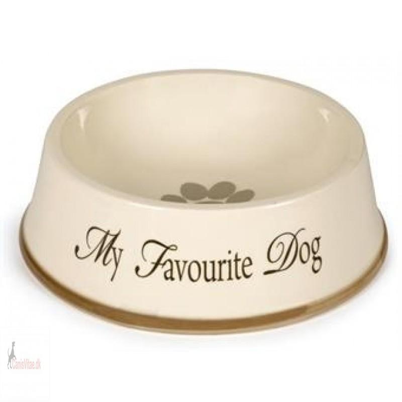 Designed by Lotte keramik skål, lille