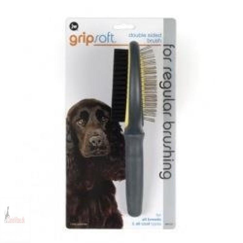 JW Gripsoft Doublesided brush