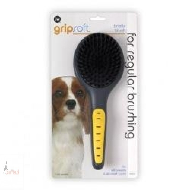 JW Gripsoft Bristle brush