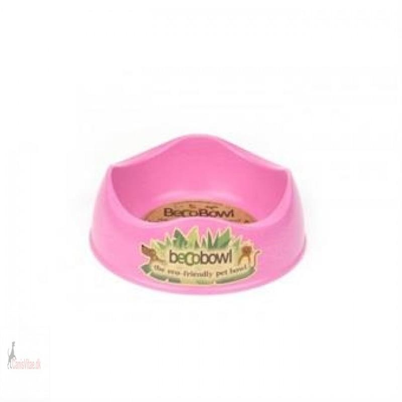 BECO skål, pink - FRA
