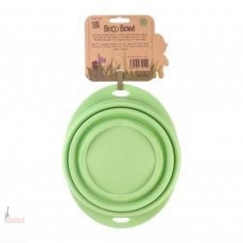 Beco rejse skål, grøn - fra
