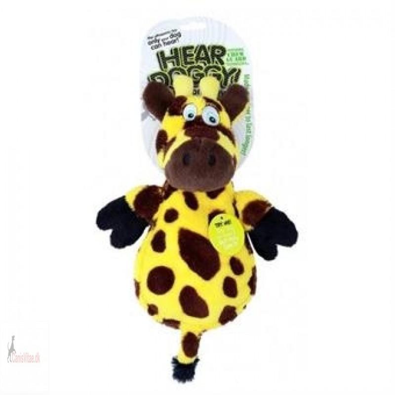 HEAR DOGGY with cheguard - giraf - 30cm