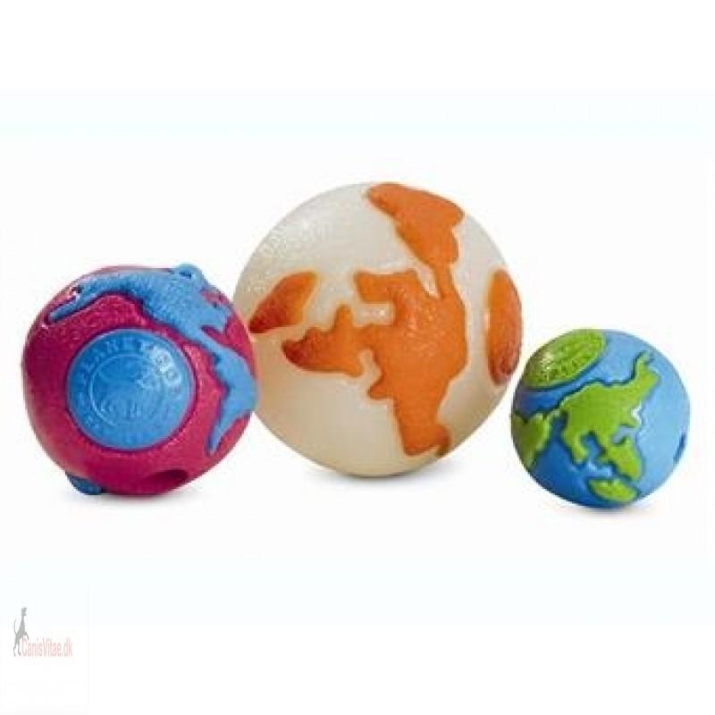 Planet Dog Orbee-Tuff orbee ball, L