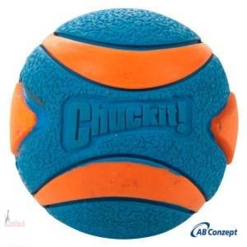 Chuck It Ultra Ball m. piv - vælg størrelse