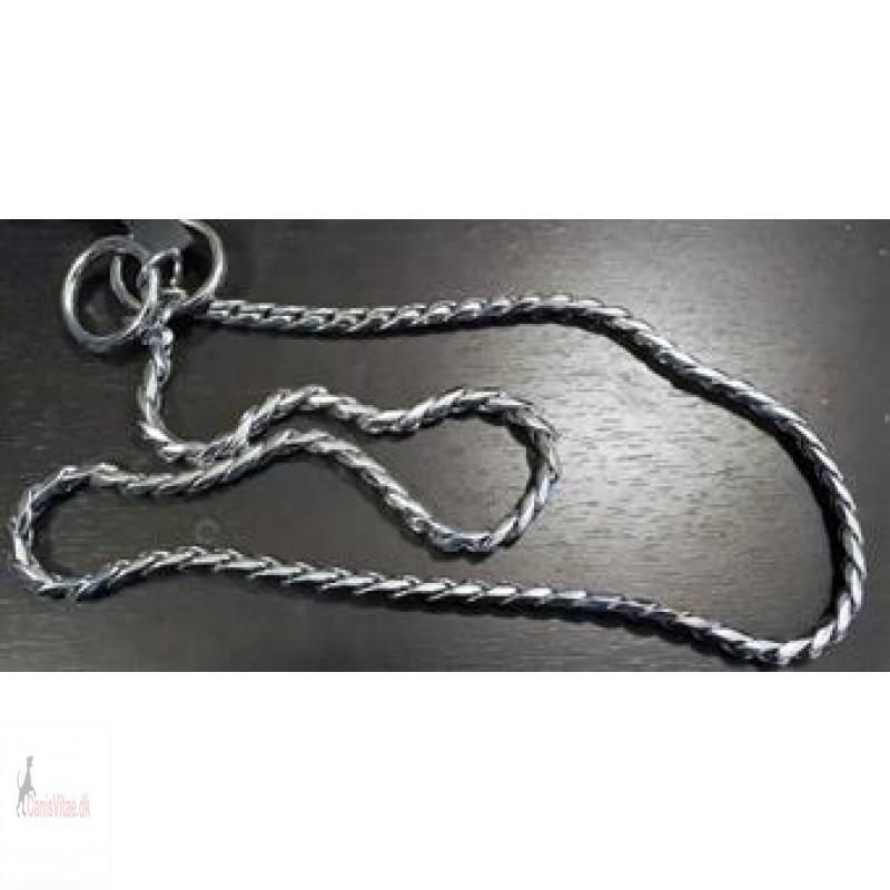 Udstillingskæde, Krom (sølv) - Fra
