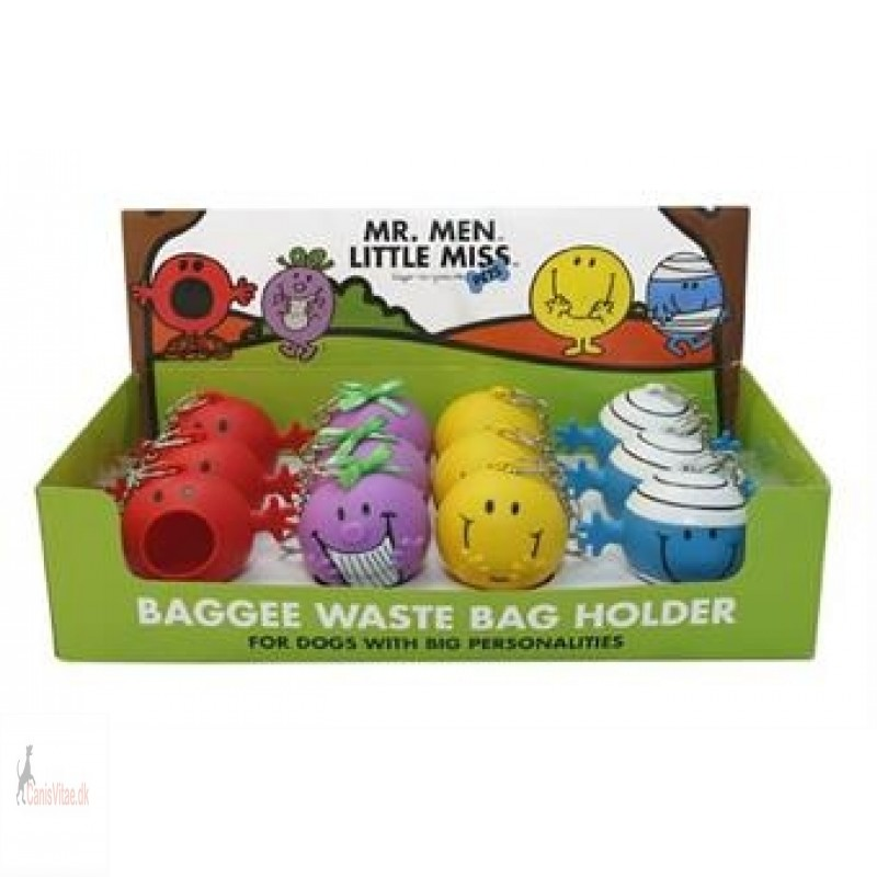 Mr. Men and little Miss Naughty