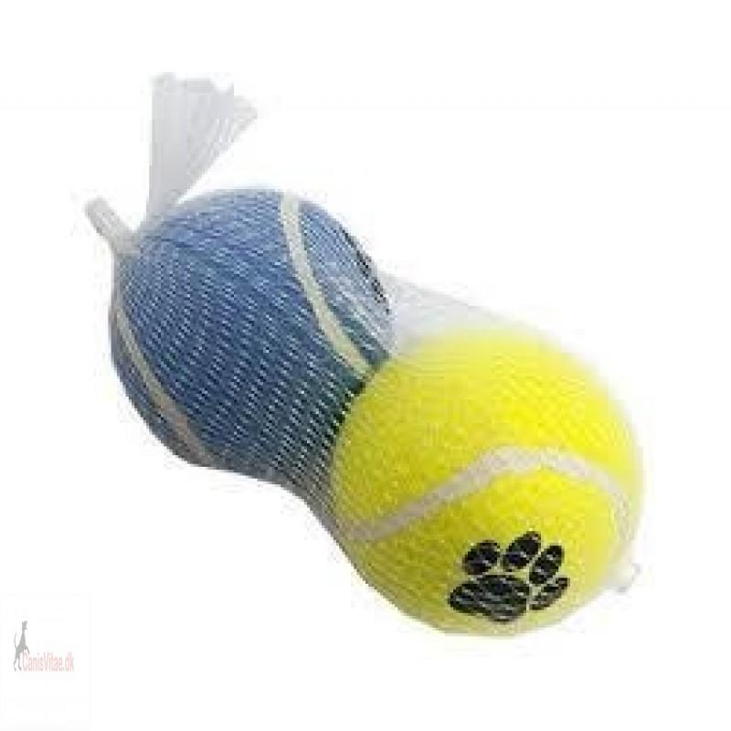 Tennisbold, 8 cm - 2-pack