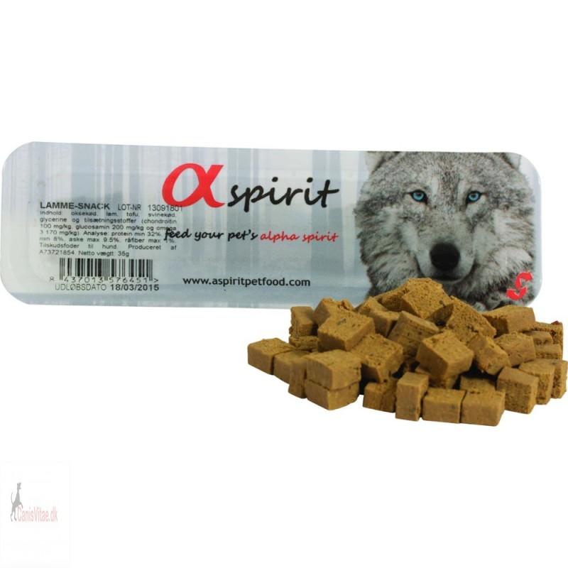 Alpha Spirit chicken snack, 35g