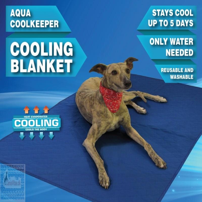 Aqua Coolkeeper kølemåtte blå, vælg størrelse fra-01