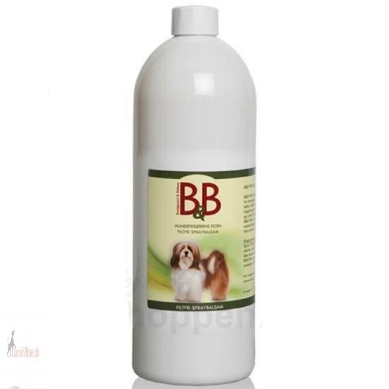 B&B Filtfri, 1000ml -
