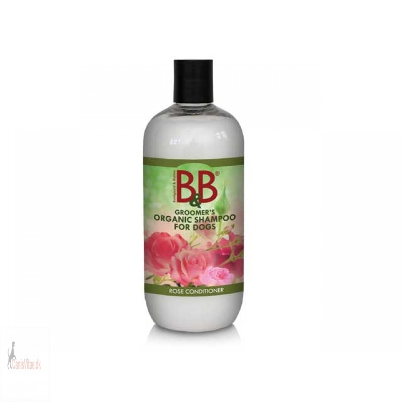 B&B Rose Conditioner - Fra