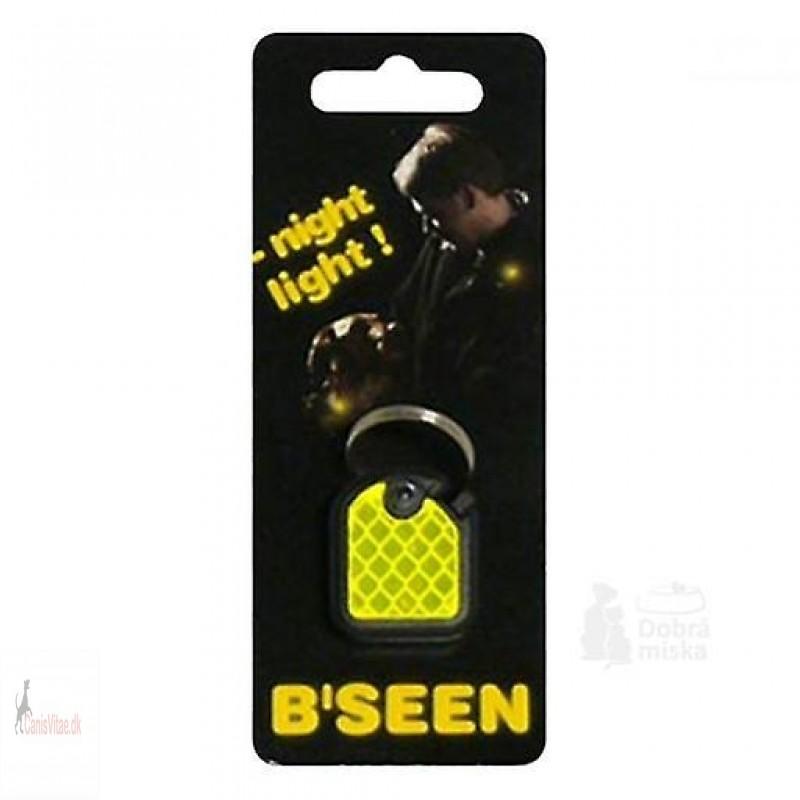 Buster B'seen night light