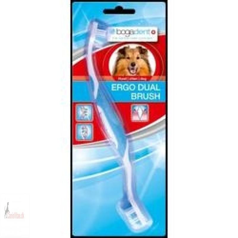 Ergo Dual tandbørste