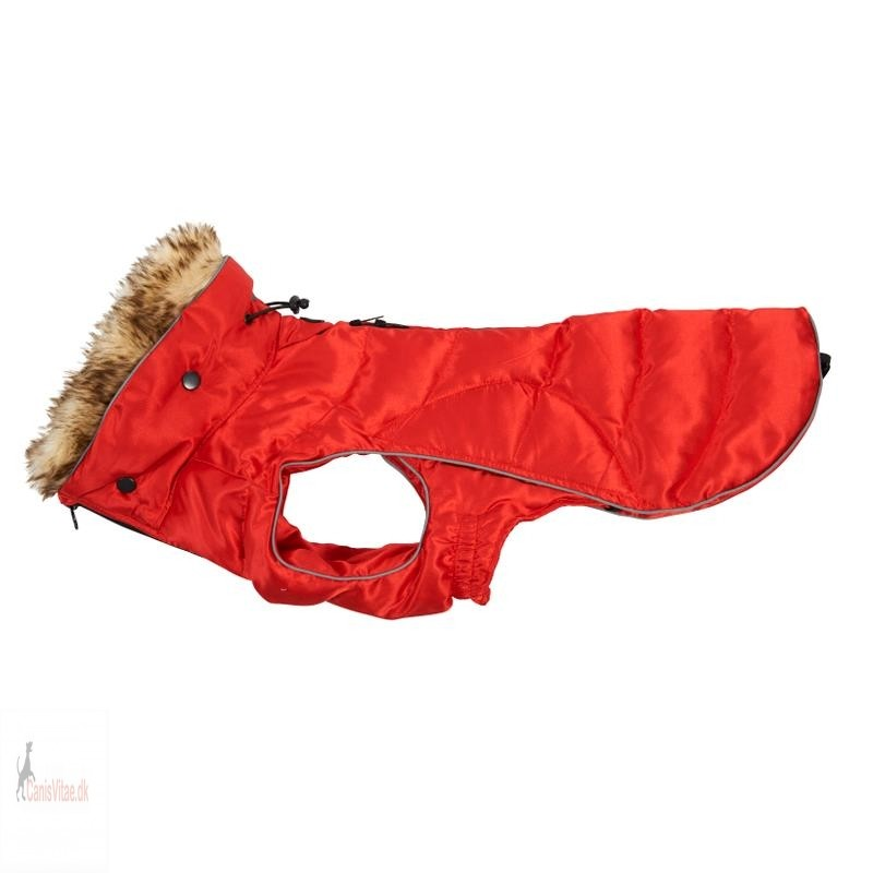 Buster Active Vinterjakke, High Risk, Rød