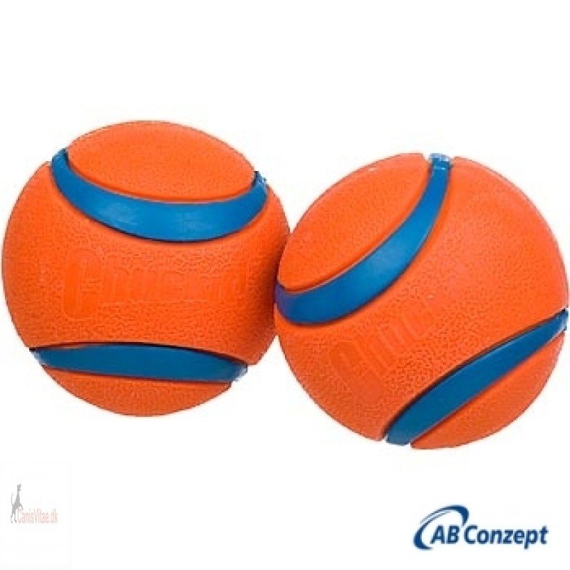 Chuck It Ultra Ball - Vælg størrelse - fra