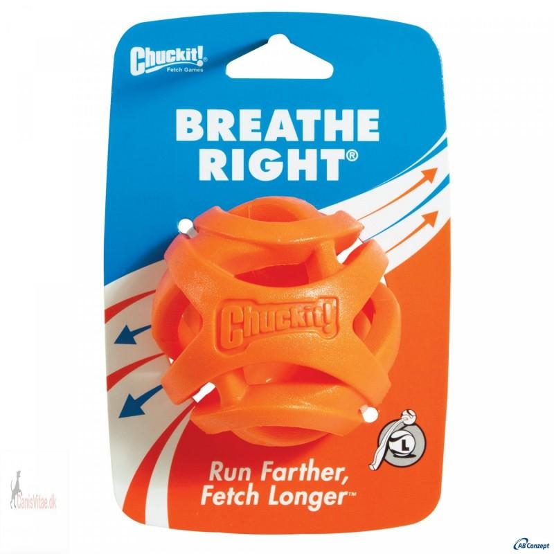 Chuck It Breath Right Fetch Ball