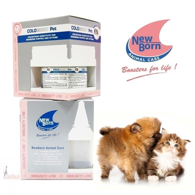 COLOBOOST - Råmælk til hvalpe & killinger