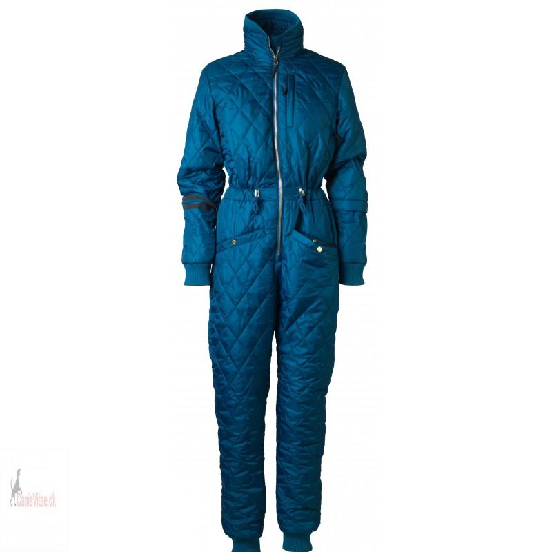 DogCoach Jumpsuit, Petroleumsblå - vælg størrelse