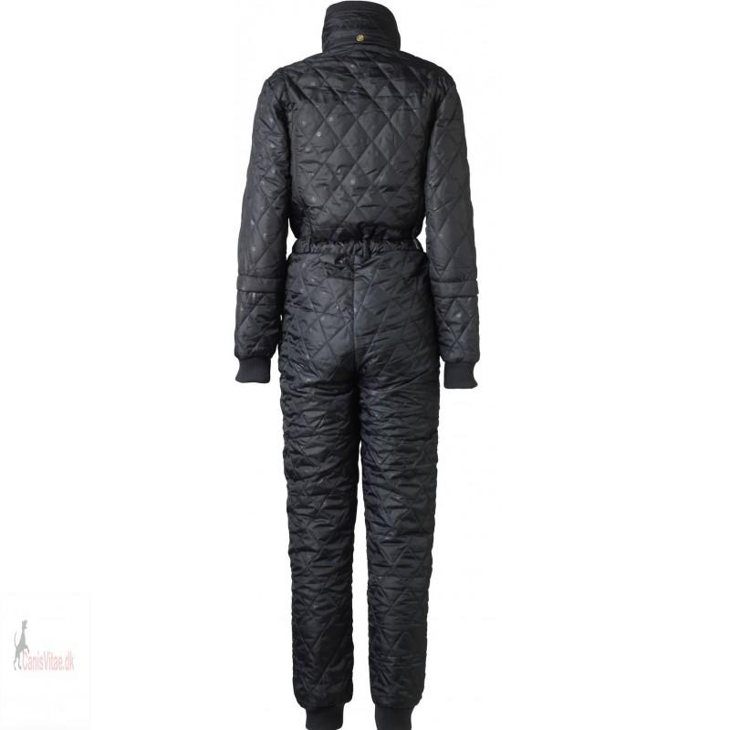 DogCoach Jumpsuit, sort vælg størrelse-01