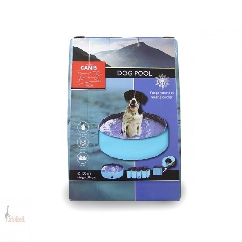 Hunde pool, 100x30cm