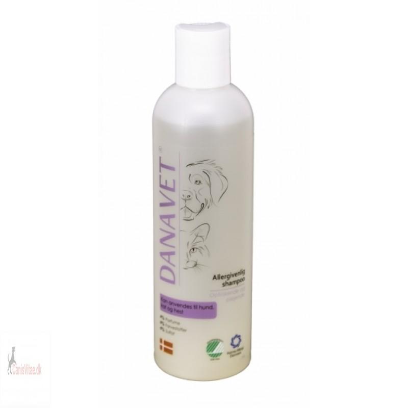 Danavet - Shampoo allergivenlig