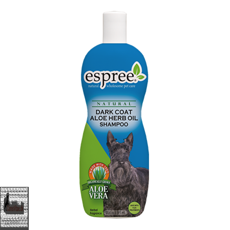 Espree Dark Coat Aloe Herb Oil, 355ml