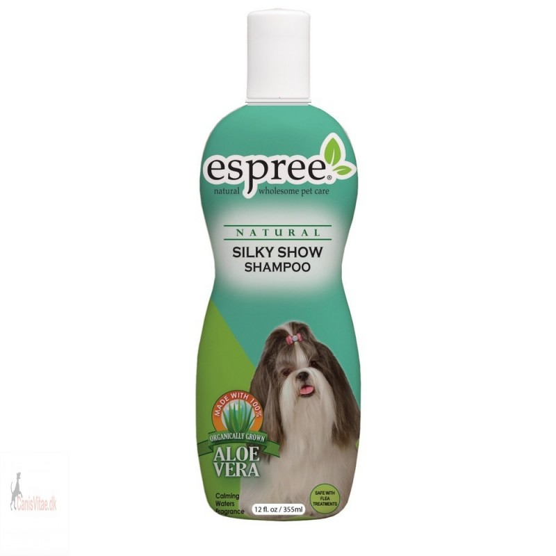 Espree Silky show Long Coat shampoo, 355ml
