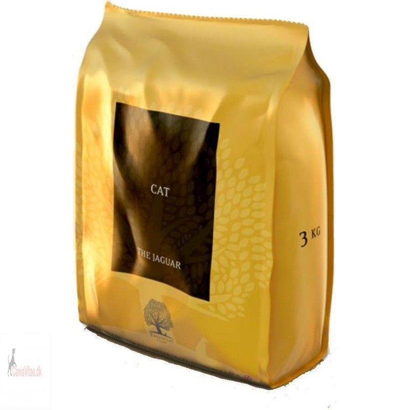 Essentials - The Jaguar kattemad - 3 kg