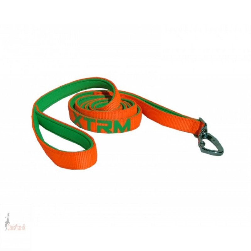 X-TRM soft hundeline - Orange